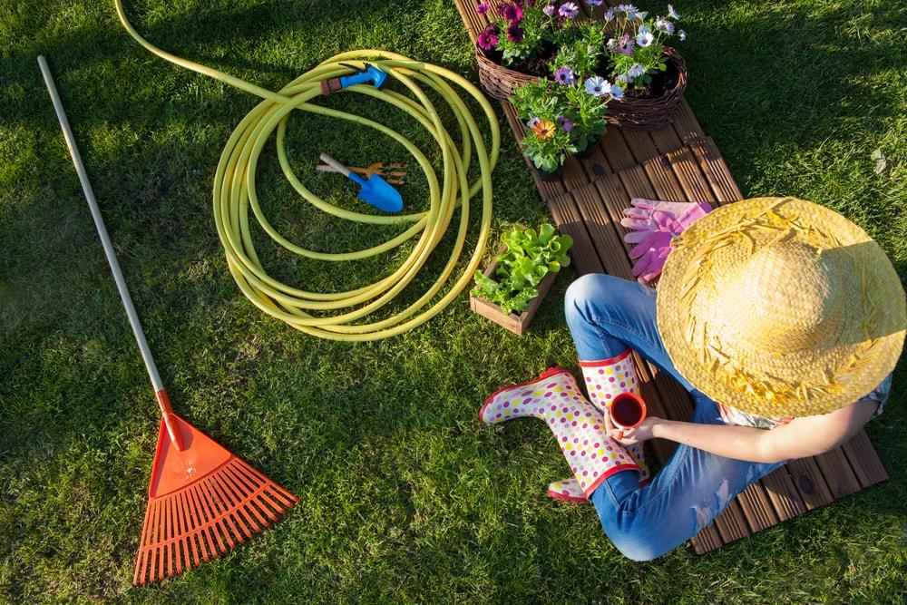 Spring Gardening Content Sample